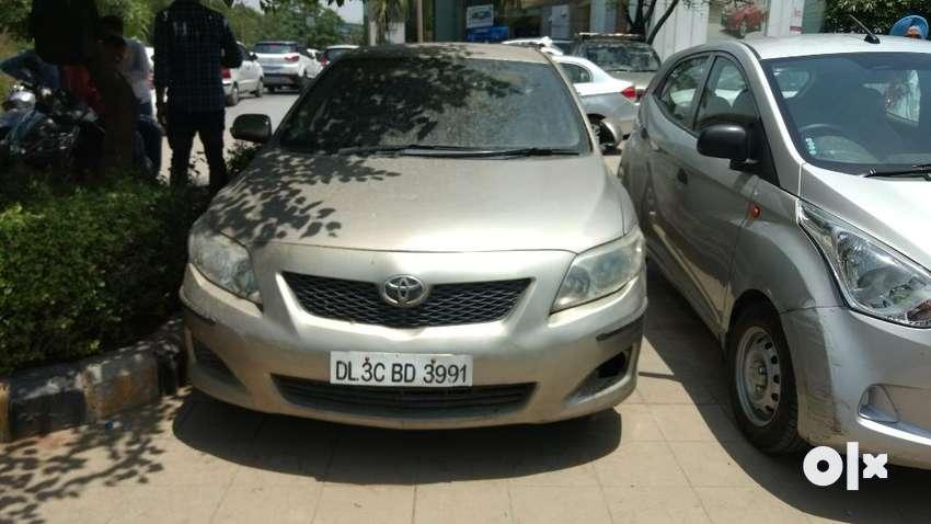 Toyota Corolla Altis J Diesel, 2010, Diesel 0