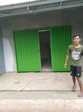 Folding gate rolling door dll