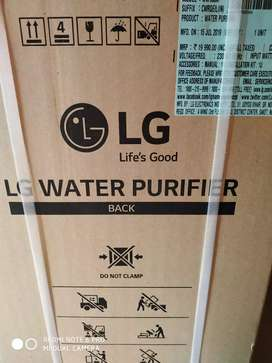 LG Water Purifier ww130NP (Red)