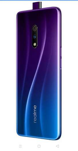 Realme X  3 Month old only full condition