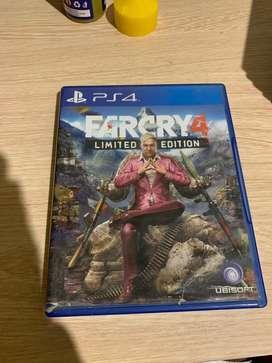 BD PS4 PS4 Farcrt4