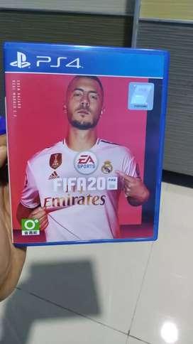 BD FIFA 2020 PS 4 reg 3 Bjm mulus