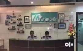 Mobikwik process hiring for Back Office/KPO / Hindi BPO/Telecaller job
