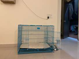 Newly purchased Dog Crate 36 inches for medium to large dogs