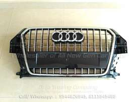 Audi Q5 2017 Front Grill with Monogram