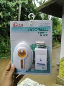 Doorbell and remote control