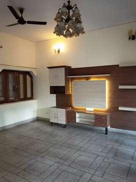 2bhk semi furnished ground floor