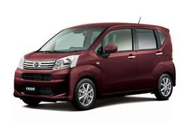 Daihatsu Move now available on only 20% advance