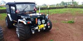 Akhand automobiles Hunter jeep modified Mahindra classic