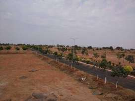 Open plot for sale at IIT Kandi