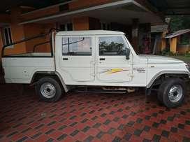 Mahindra Bolero DI BS III, 2016, Diesel