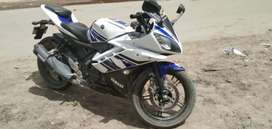 R15 2014 December model in very good condition all service at showroom