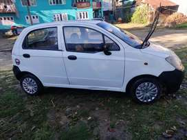 Chevrolet Spark in perfect condition..