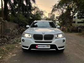 BMW X3 xDrive 30d M Sport, 2012, Diesel