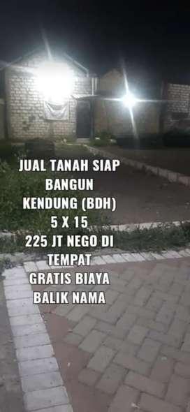 Dijual Tanah Kendung Surabaya Barat