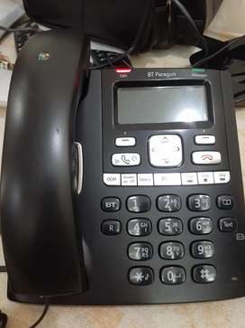 Landline Phone by British telecom  , elite class