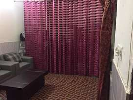 3 marla Double story house 13 inches walls painted , tiles , furnished