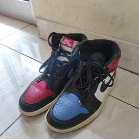 Nike Air Jordan 1 Top 3 Retro Hi