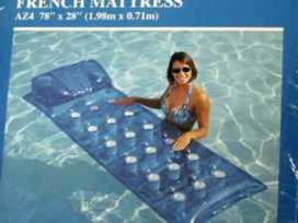 Sevylor swimming pool inflatable bed mattress