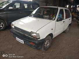 Maruti Suzuki 800 Std BS-II, 2000, Petrol