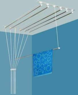 FAZZY CLOTHES DRYING SYSTEM
