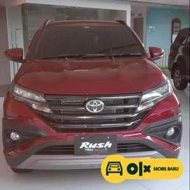 [Mobil Baru] Toyota Rush Dp Ringan & Proses di bantu sampai approve