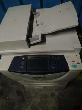 Xerox wc 5775 Xerox machine
