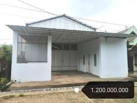 Dijual Gudang Baru Lokasi Strategis Dekat Mojosari - Pacet, Mojokerto