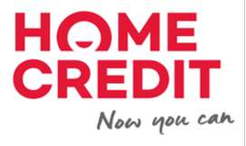Field Executive Hiring For Home Credit Finance.