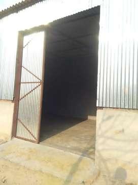Warehouse / godown on rent near puranya sitapur road lucknow