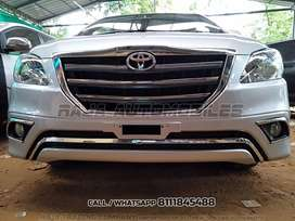 Front Bumper Show Grill for Innova Type4