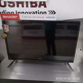 Tv shatp 40In Analog Digital