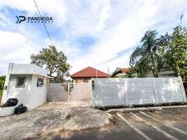 Jual Rumah di Jl. Kabupaten Tanah dan Bangunan Luas Dekat SKE