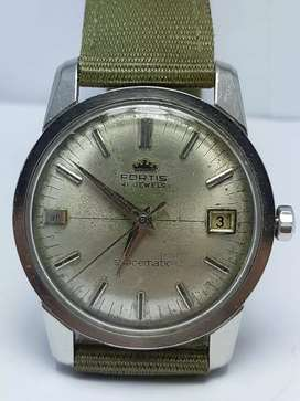 FORTIS SPACEMATIC AUTOMATIC ORIGINAL VINTAGE