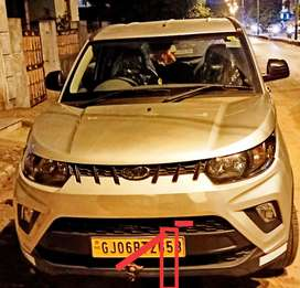 Vadodara Taxi, Cab, Tour, Driver package on SUV Car  KUV100NXT