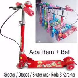 Scooter Anak Otoped)