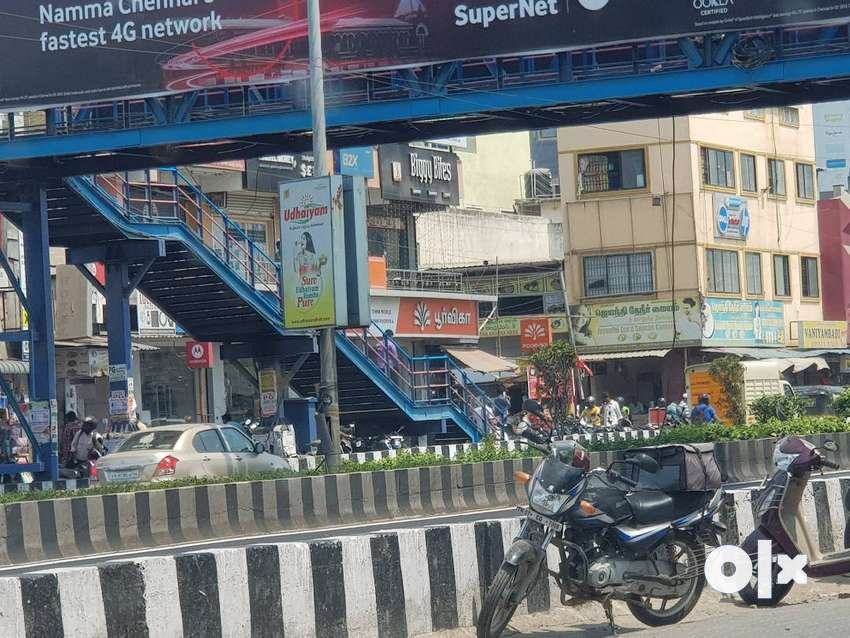 Commercial space for rent on OMR main road ground floor perungudi 0