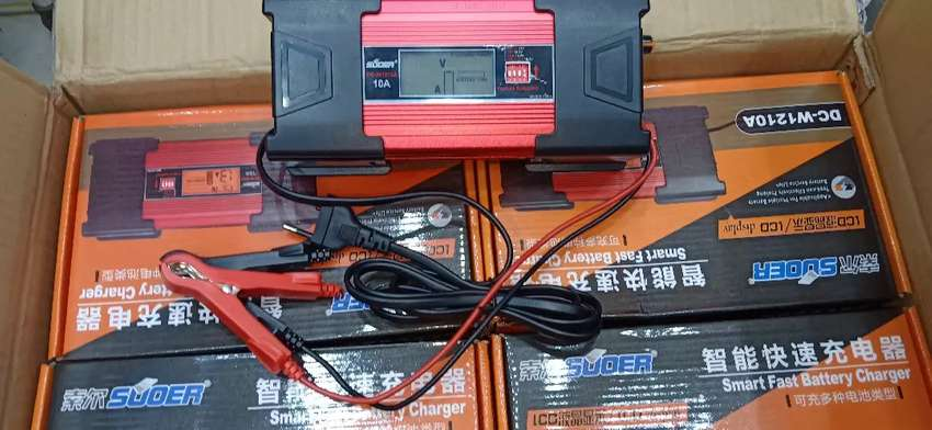 Battery charger 12volt 0