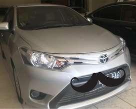 Toyota vios tahun 2016 manual Tipe E airbag kondisi mulus terawat