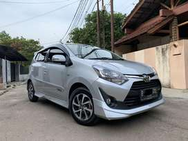 Toyota Agya TRD Sportivo 1.2 A/T 2018 (PERFECT CONDITION LIKE NEW)