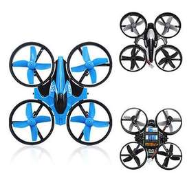 2019 Best Mini Drone JJRC H36 6 Axis Gyro 1 key return Quadcopter - Ab