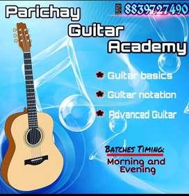 Parichay Guitar Classes