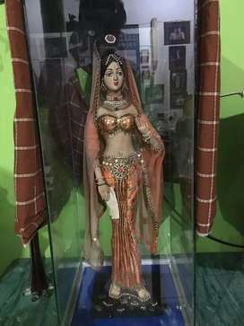 Boneka Wanita India Anarkhali