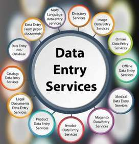 Computer data entry