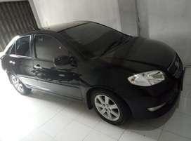 Toyota Vios 2003 built up