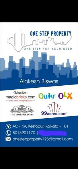 100sqft Commercial Shop Available For Rent In Bangur Avenue