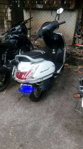 New Honda Activa 5G for sale due to transfer
