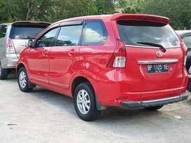Toyota Avanza G 2014 akhir bisa keluar Batam uang muka 10 juta saja