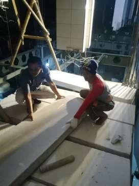 Panel Lantai AAC pengganti Dak Beton