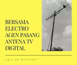 Antena Tv, Antena Tv, Antena Tv Pasang Sawangan Depok